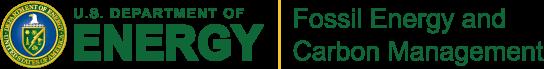 DOE Energy Fossil Energy logo