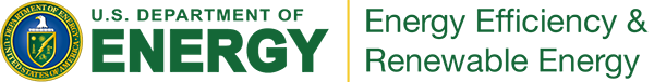 DOE Energy Efficiency & Renewable Energy logo