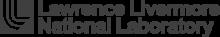 LLNL logo gray and white
